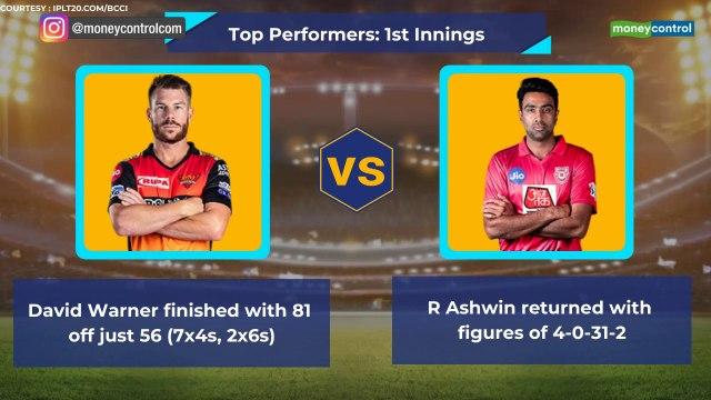 IPL 2019 SRH vs KXIP Highlights: Hyderabad beat Punjab by 45 runs to keep playoffs hopes alive