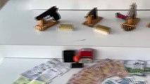İstanbul- Galericilere Tefecilik Operasyonunda 8 Tutuklama