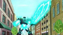 Ben 10 | New Omnitrix | Innervasion prt 5: High Override