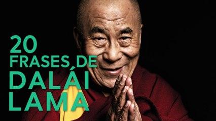 20 Frases de Dalái Lama | La bondad inmensa de Tenzin Gyatso
