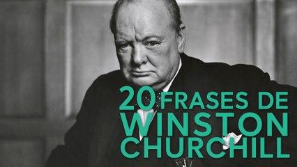 20 Frases de Winston Churchill  | El gobierno en tiempos de guerra