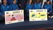 Fundación Real Madrid y Cruz Roja, unidas en el Sorteo de Oro