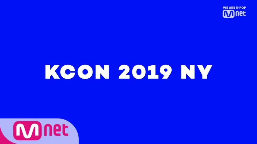[#KCON19NY] 1st Line-up ARTIST ANNOUNCEMENT