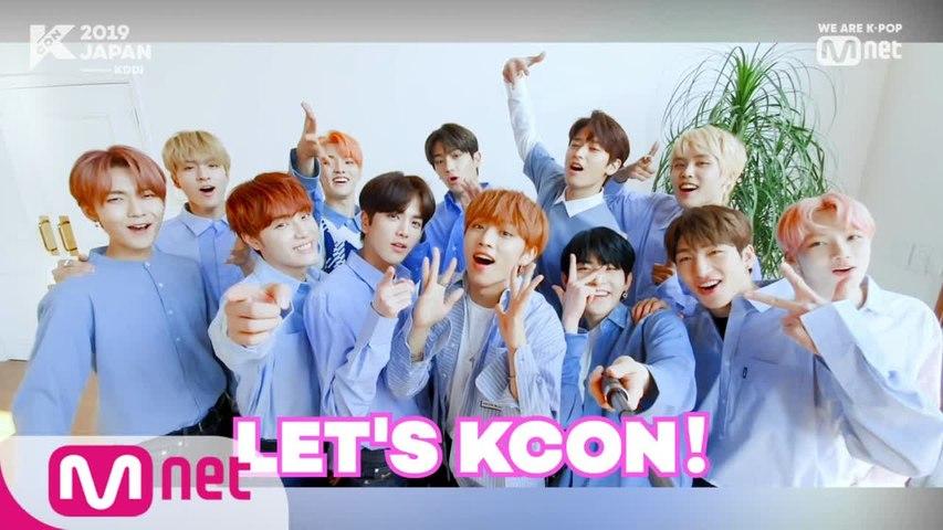 [#KCON2019JAPAN]こんにちは! #THEBOYZ