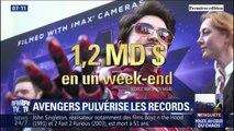 """""""Avengers: Endgame"""" pulvérise tous les records depuis sa sortie"""