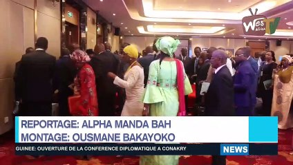 WEST AFRICA TV  30 AVRIL