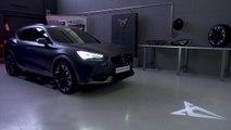 CUPRA Formentor - So entsteht ein Concept Car