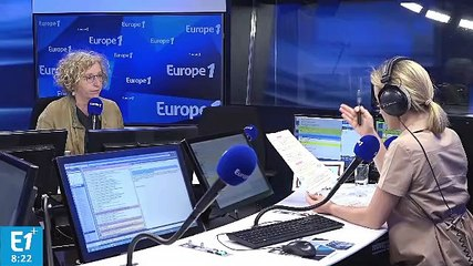 Muriel Pénicaud - Europe 1 mardi 30 avril 2019