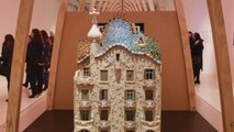 Gaudí atrae a miles de chilenos con una exposición de su obra en Valparaíso