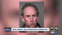 Arizona DPS worker accused of stealing rifle magazines, ammo