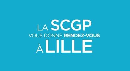 La SCGP vous donne rendez-vous à Lille ! #SCGP2019