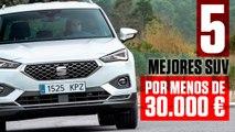 VÍDEO: Los 5 mejores SUV que te puedes comprar por debajo de 30.000 euros