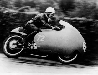 Moto Guzzi, damals und heute