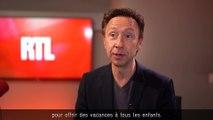 Stéphane  Bern, parrain de la campagne vacances 2019