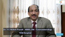 Dr. V. G. Mohan Prasad explains about HeartBurn Causes and Treatment | VGM Hospital