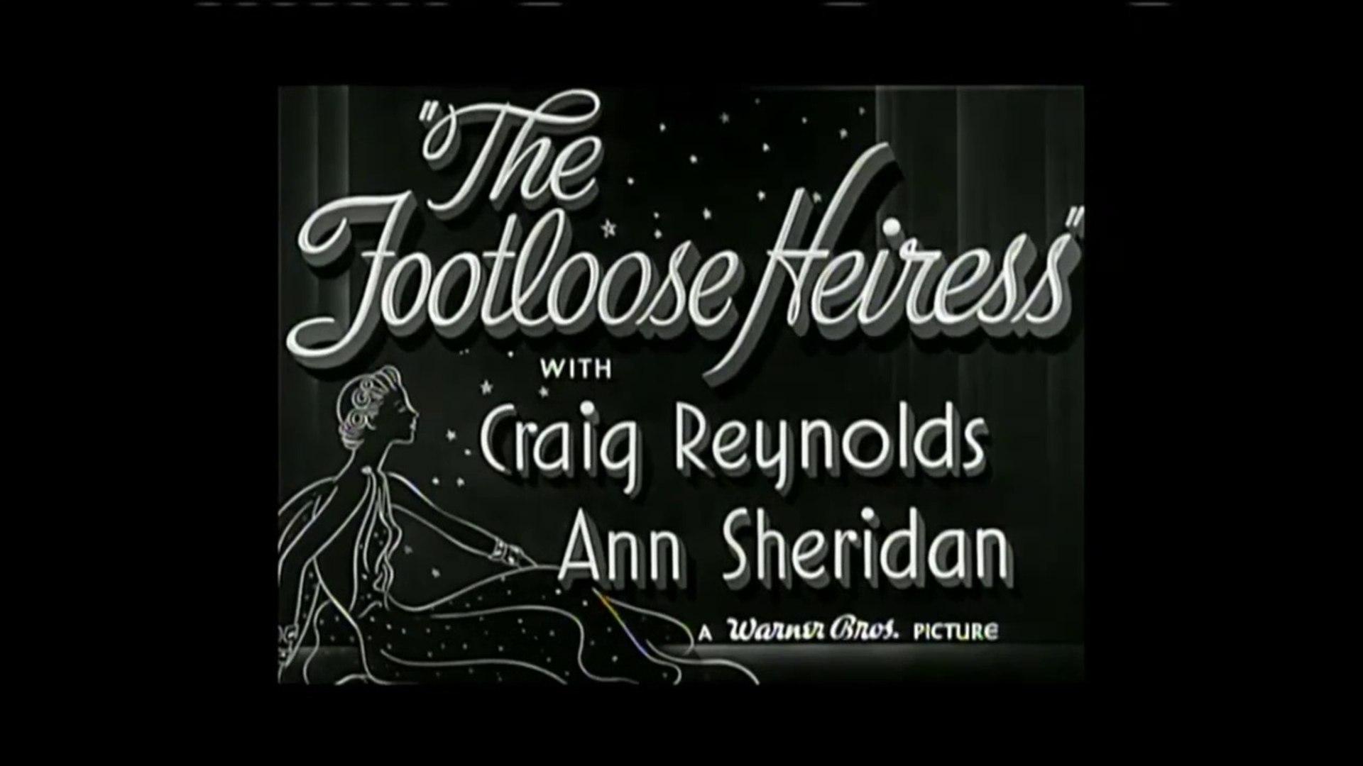The Footloose Heiress 1937
