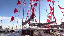 2019 Fountaine Pajot Lucia 40 Catamaran - Walkaround - 2018 Cannes Yachting Festival