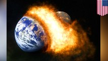 Moon may be made from Earth's magma