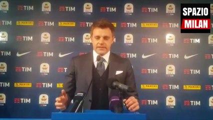 "Rizzoli: ""Niente stop per Fabbri. Su Mandzukic-Romagnoli…"""