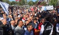 İmamoğlu, İBB çalışanlarının 1 Mayıs'ını kutladı