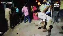 चोर को भीड़ ने पीट-पीटकर मार डाला