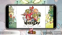 Wonder Boy The Dragon's Trap Mobile version - Trailer d'annonce