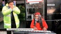 Cleve Freckleton Street Performer