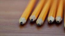 The Bizarre Reason Pencils Are Yellow