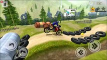 Stunt Bike Hero - Impossible Motor Bike Stunts games - Android gameplay FHD