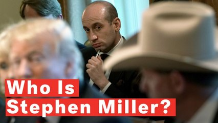Who Is Stephen Miller?