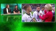 1ère télé pour la Gambardella! Razik Nedder, l'entraineur victorieux est avec nous et puis les Verts peuvent rêver plus fort d'Europe ! Club ASSE revient sur ce beau week-end vert.