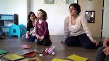 Semaine nationale de la petite enfance : un atelier parents-enfants à la crèche