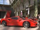 Ferrari au Tour Auto 2019