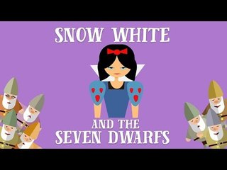 Snow White and the Seven Dwarfs | Animated Fairy Tales | Read by Anita Harris