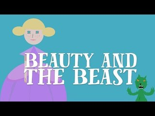 Beauty and the Beast Read by Rik Mayall | Animated Fairy Tales