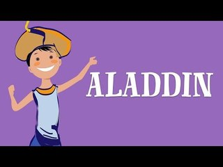 Aladdin Read by Rik Mayall | Animated Fairy Tales