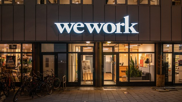 The We Company Files Confidentially for IPO
