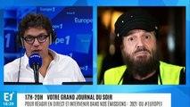 """Découvrez le refrain de la chanson de Francis Lalanne sur les """"gilets jaunes"""""""