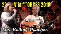 """22 V'là Georges 2018 : Les Rolling Pouches interprètent Georges Brassens   6' 10"""""""