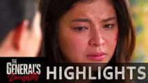 Rhian tears as she gets blamed to the mall incident | The General's Daughter