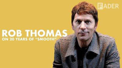 "Rob Thomas Explains the Meme-Making History of ""Smooth"""