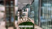 Kerimcan Durmaz Arkadaşları İle İstanbul Yeni Havaalanında Çok Eğlendi! | Kerimcan Durmaz'ın İnstagram Hikayesi #Enmedya