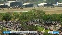 Venezuela : Guaido revendique le soutien des militaires