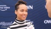 """Alicia Keys Talks New Book """"More Myself,"""" Set to Release on Oprah's Imprint 