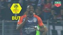 But Souleymane CAMARA (85ème) / Montpellier Hérault SC - Paris Saint-Germain - (3-2) - (MHSC-PARIS) / 2018-19