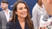 Lea Michele Talks Oprah, Early Career Inspirations | Empowerment in Entertainment