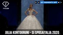 Julia Kontogruni Bridal Collection 2020 Si SposaItalia   FashionTV   FTV
