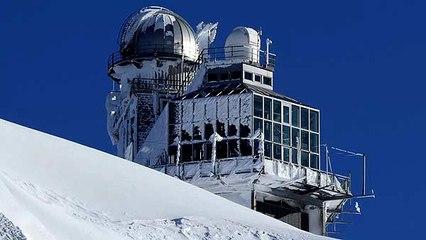 Wengen - Wetterstation Sphinx am Jungfraujoch
