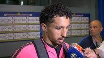 """34e j. - Marquinhos : """"Le moment le plus difficile"""" depuis son arrivée au PSG"""