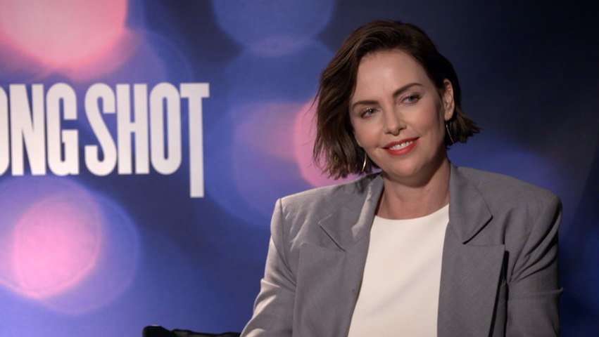Watch The 'Long Shot' Cast Hilariously Rewrite Famous Speeches